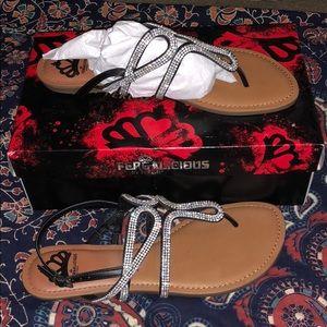 Brand new fergalicious sandals